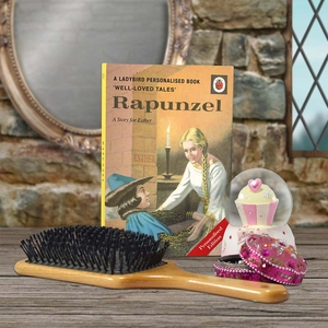 Gifts for Women  - Rapunzel: A Ladybird Personalised Book