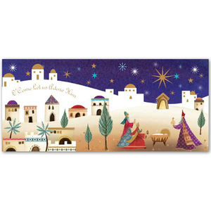 Three King Christmas Card Pack