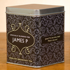 Gastronomic Products Traditional Personalised Tea Caddy