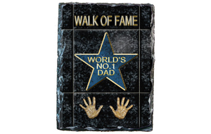 Novelty Gifts  - Walk of Fame Slate