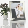 10th Anniversary Personalised Silver Photo Frame