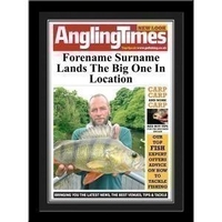 Internal Use|Gifts|Gifts for Men|Occasional Gifts|Birthday|Christmas|Fathers day|Personalised Gifts|Birthday Gifts|Sport & adventure  - Angling Times Magazine Cover
