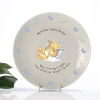 Baby Birth Plate