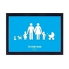 Family in Frame - Personalised Poster