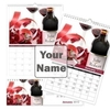 Love and Romance Personalised Calendar