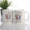 On Your Engagement Personalised Mug