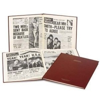 Internal Use|Gifts|Gifts for Men|Gifts for Women|Anniversary|Birthday|Birthday Gifts  - The Beatles Newspaper Book