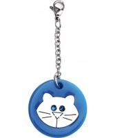 Jewellery  - I Puppies Cat Blue Small Medallion