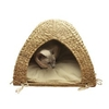 40 Winks Naturals Water Hyacinth Pyramid Cat Bed 03003