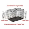 Barkshire Heavy Duty Dog Cage with Divider - XLarge