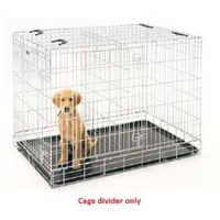 Transport & Safety  - Cage Divider for Savic Residence Dog Cage 107cm