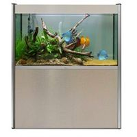 Fluval Profile 1200 Stainless Steel Cabinet and Poles (4) 15858-15870
