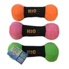 H20 Neon Print Dumbbell Dog Toy