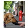 H2O4K9 Water Bottle 25oz Stainless Steel