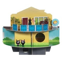 Cages & Cage Equipment  - Habitrail Ovo Doll House Cardboard Maze