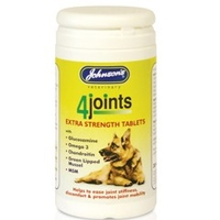 Health & Hygiene  - Johnsons 4 Joints Tablets Pack of 30