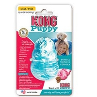 Play & Sport  - KONG Puppy Teething Toy - Small