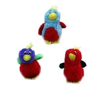 Play & Sport  - Kyjen Squeakin Animal Dog Toy - 3 pack
