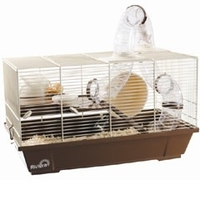 Cages & Cage Equipment  - Liberta Portofino II Mouse Cage with Tubes