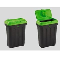 Dogs  - Maelson Dry Box 15kg - BlackGreen