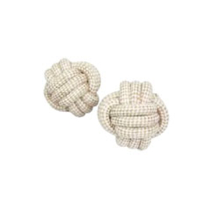 Play & Sport  - Natural Rope Ball Toy Small