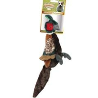 Pheasant Stuffingless Dog Toy by PetPlanet 50cm