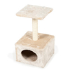 Purrshire Cube House Cat Tree
