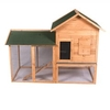 Rabbit Hutch and Run by Petplanet: Large Apex