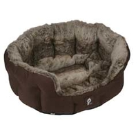 YAP Lyon Oval Dog Bed 22in