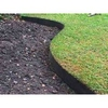 50m Smartedge Flexible Lawn Edging - Black - H14cm