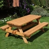 Anchor Fast Somerset Whopper Picnic Bench