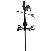 Garden Equipment  - Fallen Fruits Cockerel Wind Vane