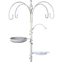 Gardman Decorative Wild Bird Feeding Station - 226cm high