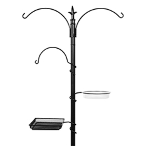 Gardman Wild Bird Feeding Station - 185cm high