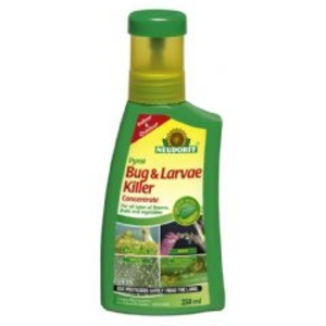 Neudorff Pyrol Bug and Larvae Killer 250ml Concentrate