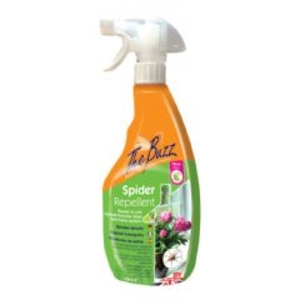 The Buzz Spider Repellent Spray 750ml