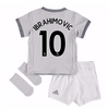 Football / Soccer 20Ibrahimovic 107-20Ibrahimovic 108 Man United Third Baby Kit (Ibrahimovic 10)