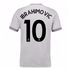 Football / Soccer 20Ibrahimovic 107-20Ibrahimovic 108 Man United Third Shirt (Ibrahimovic 10) - Kids