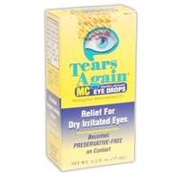 Other Illnesses|Contact lenses  - Tears Again MC Eye Drops