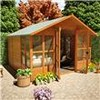 10 x 10 - BillyOh 4000 Lucia Tongue and Groove Summerhouse