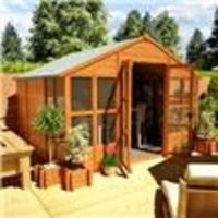 10 x 10 - BillyOh 4000 Tete a Tete Tongue and Groove Summerhouse