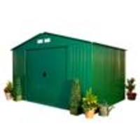 Sheds  - 10 x 8 - BillyOh Clifton 10 Fronted Premium Metal Sheds