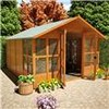 12 x 10 - BillyOh 4000 Lucia Tongue and Groove Summerhouse