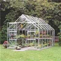 Greenhouses  - 12x8 Toughened Short Pane