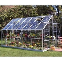 Greenhouses  - 14x8 Toughened Short Pane