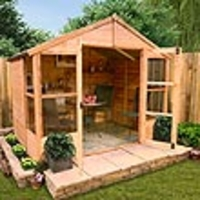 6 x 8 - BillyOh 4000 Tete a Tete Tongue and Groove Summerhouse