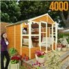 8 x 8 - BillyOh 4000 Tete a Tete Tongue and Groove Summer House