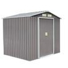 9 x 6 - BillyOh Archer Metal Shed Range Including Foundation Kit