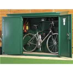 Sheds  - Annexe Bike Store Green
