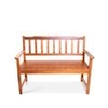 BillyOh 2 Seater Windsor Traditional Outdoor Bench